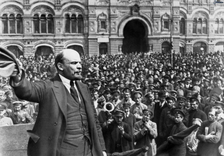 Lenin Finland station pic